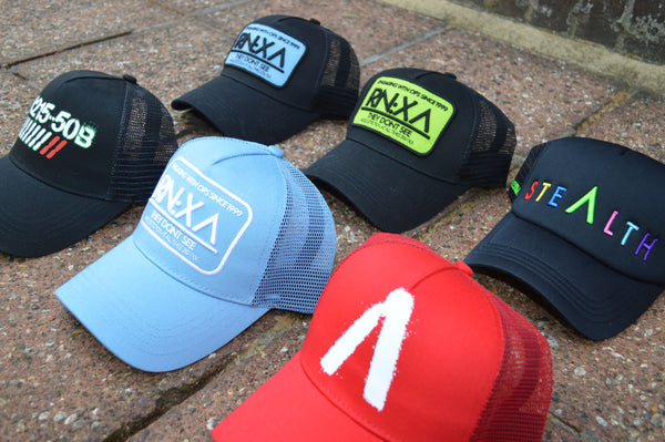 Summer Strap-back Caps now online !