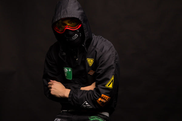 Foolscape Windrunner Jacket