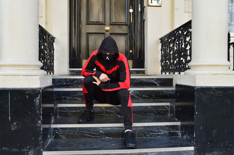 Isolate Facemask Tracksuit