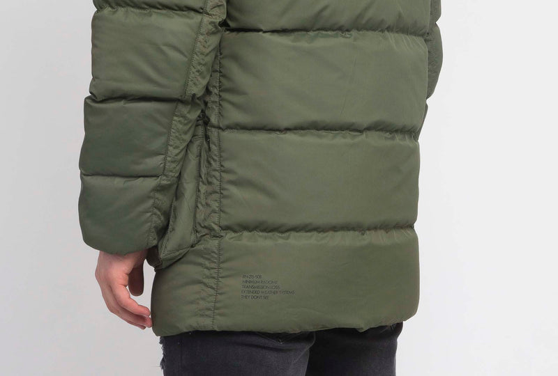 Horizon Jacket (Olive)