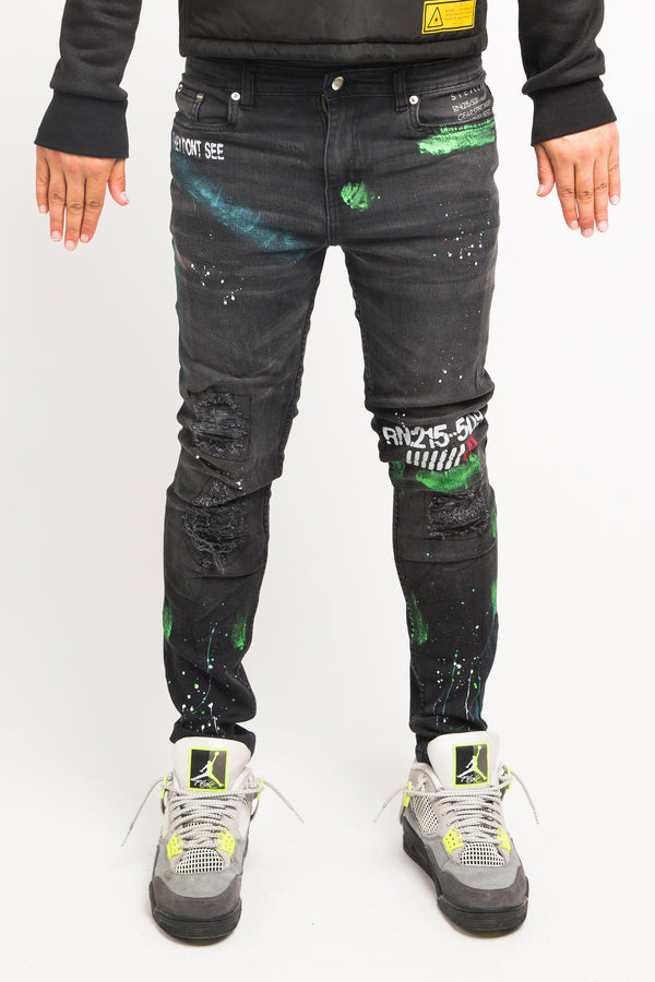 Antidote Denim (Black)