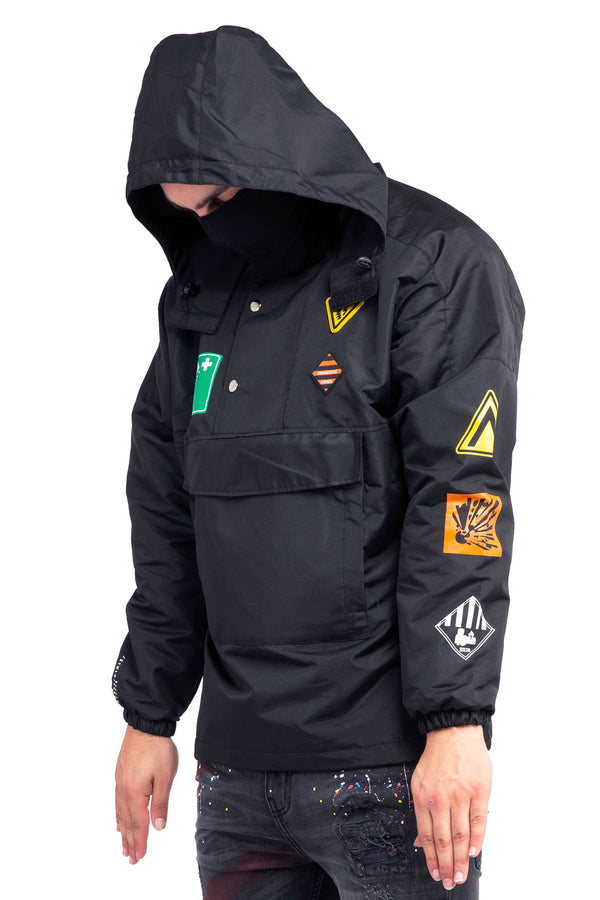 Foolscape Windbreaker Jacket