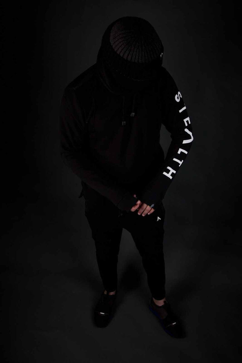 Intruder Tracksuit (Black)