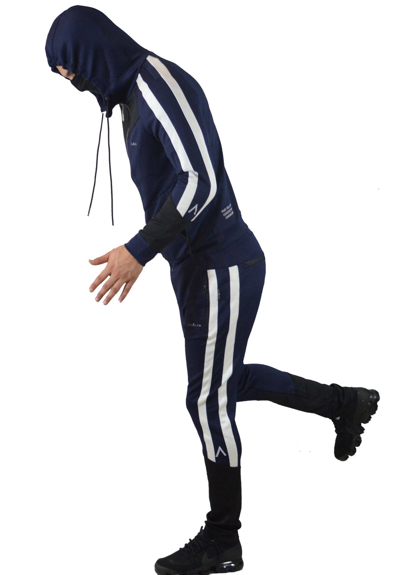 L//6669 Tracksuit (Navy/Black)