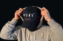 XX215 Trucker Cap (Navy)