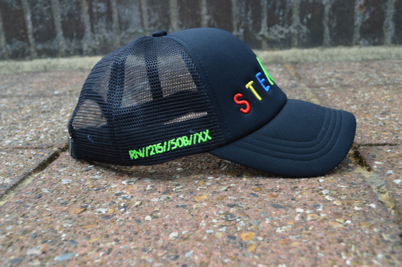 Stealth Colours Trucker Strapback
