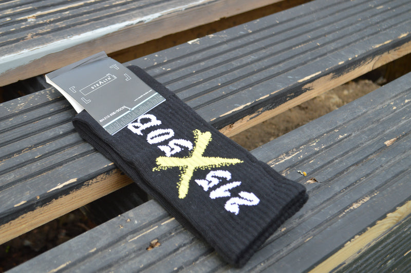 215X50B Socks (Black)