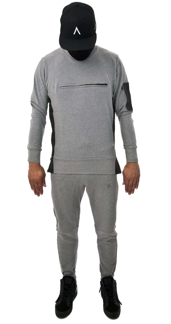 Decieve 3m Tracksuit (Stealth Grey)