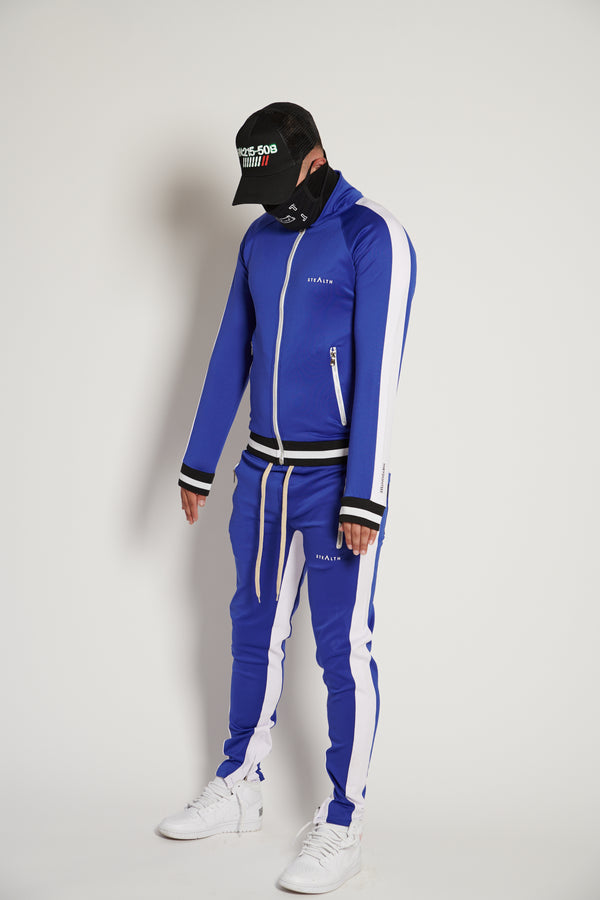 Vulcan Tracksuit (Stealth Blue)