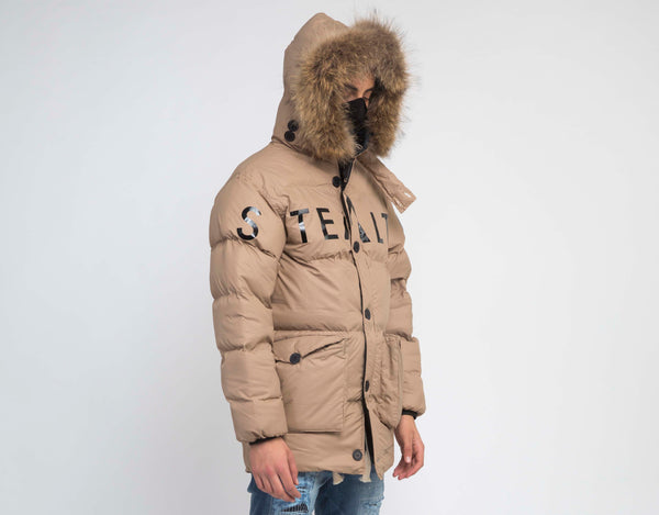 Horizon Jacket (Beige)