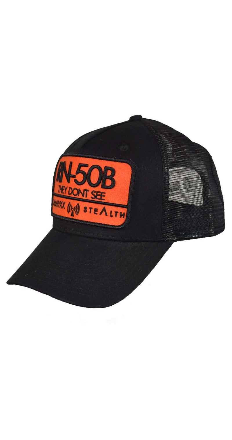 Stealth London Clothing Co One size fits all RN-50B Snapback