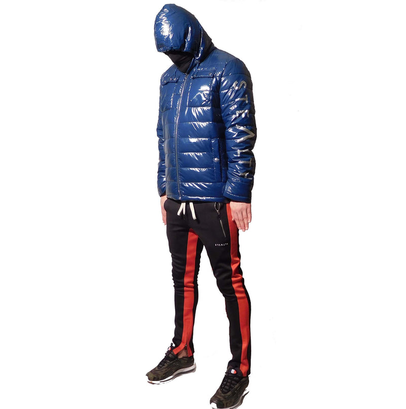 Stealth London Clothing Co Small  (Relaxed Fit) Sideman Puffa Jacket