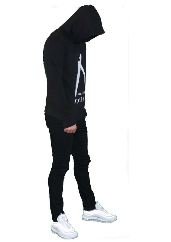 Stealth London Clothing Co Xtra small (Reg Fit) The 'RN' Hoody