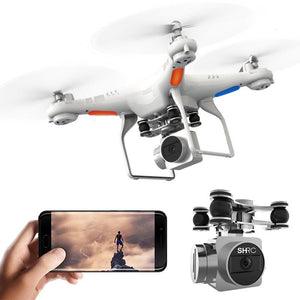 HD 1080p Quadcopter aircraft one-touch landing / takeoff WIFI transmission Rc helicopter