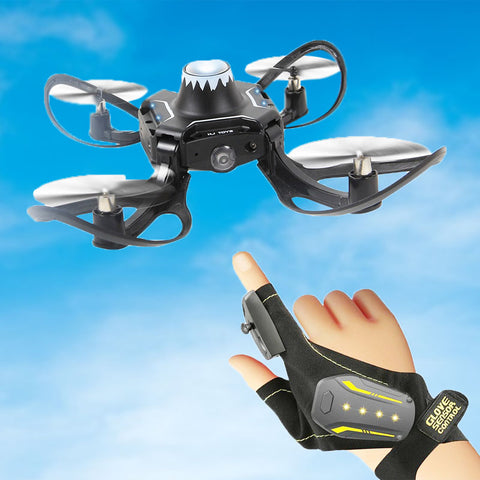 Hand Sensor Drone With 1080P Resolution HD Camera Foldable Drone