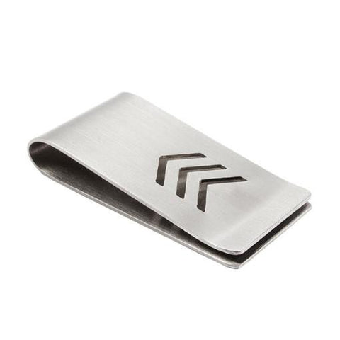 chevron money clip