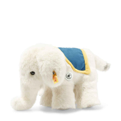 STEIFF  - Little Elephant with BOOK 140th Anniversary 11