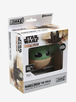 Star Wars Mandalorian - The Child Wireless Bluetooth Speaker by Bitty Boomers