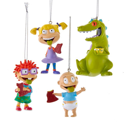 Nickelodeon Rugrats - Set of 4 Ornaments by Kurt Adler Inc.