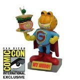 SDCC 2012 Exclusive Garfield My Hero! Shakems by Factory Entertainment