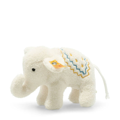 STEIFF  - Little Elephant with rattle 140th Anniversary Plush by STEIFF