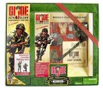 GI Joe 40th Anniversary Action Soldier with Combat Field Pack 10th Set in a Series (African-American)
