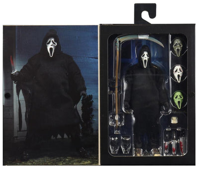 Scream  - GhostFace Ultimate Action Figure by NECA