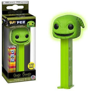 Nightmare Before Christmas - Oogie Boogie (Glow in The Dark) POP Dispenser by PEZ
