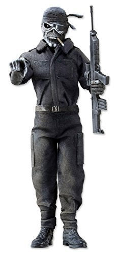 "NECA Iron Maiden Clothed 2 Minutes to Midnight 8"" Action Figure by Neca"