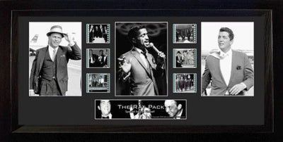 The Rat Pack - Trio Film Cell by Film Cells
