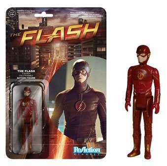 Re-Action 3.75 inches Action Figure FLASH / flash Series 1 flash