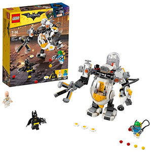 LEGO The Batman Movie Egghead Mech Food Fight Set
