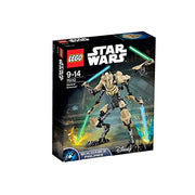 LEGO Star Wars Episode III Revenge of the Sith General Grievous Action Figure 75112