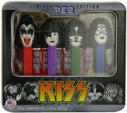 KISS - Collector's Tin Set by PEZ