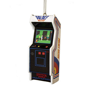 Kurt Adler Stranger Things Arcade Machine Ornament