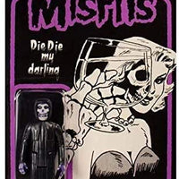 Super 7 Misfits Die Die My Darling Reaction Figure