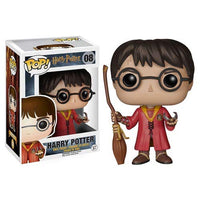 Harry Potter Quidditch Harry Pop! Vinyl Figure