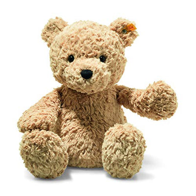 "Steiff Jimmy Teddy Bear 16"" Soft Cuddly Friends Stuffed Animal"