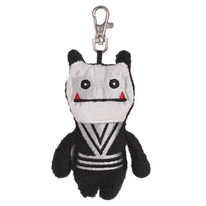 Uglydoll Kiss -Wage Spaceman Backpack Clip Plush