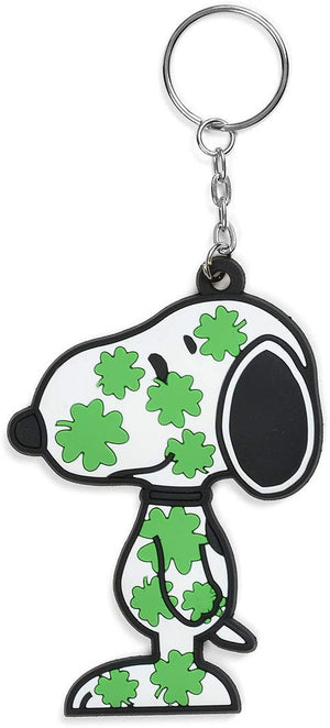 Department 56 Peanuts Lucky Dog Keychain, 3.25 inch