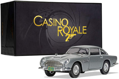 James Bond -  Casino Royale Aston Martin DB5  1:36 Scale Die-Cast Display Model by Corgi