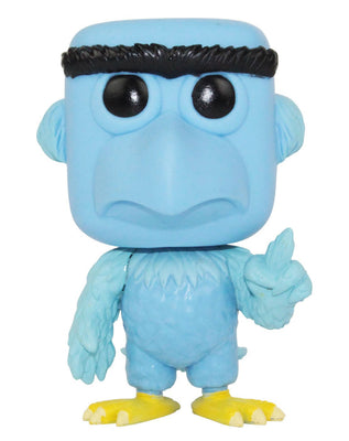Funko Pop! Muppets Most Wanted Sam The Eagle Vinyl Figure