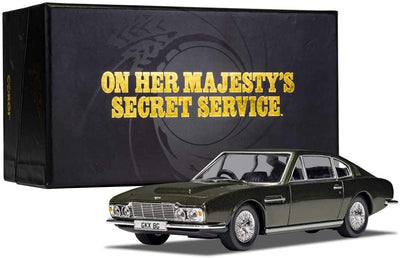 James Bond -  On Her Majesty's Secret Service Aston Martin DBS 1:36 Scale Die-Cast Display Model by Corgi