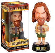 Big Lebowski - The Dude Talking Wacky Wobbly Bobble Head