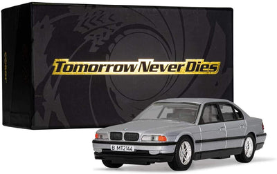 James Bond -  Tomorrow Never Dies BMW 750il 1:36 Scale Die-Cast Display Model by Corgi