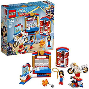 LEGO Super Heroes - Wonder Woman Dorm Set