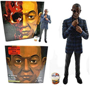 "Breaking Bad - Gustavo Fring Burned Face Exclusive 6"" Collectible Figure by Mezco Toyz"