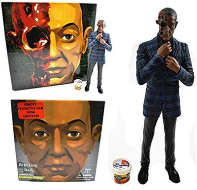 Breaking Bad - Gustavo Fring Burned Face Exclusive 6