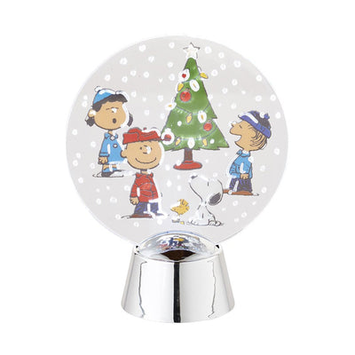 Department 56 Peanuts Gang Hollidazzler Figurine, 4.25