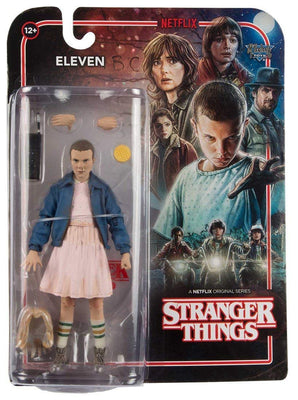 McFarlane Toys Stranger Things Eleven 7 inch Action Figure